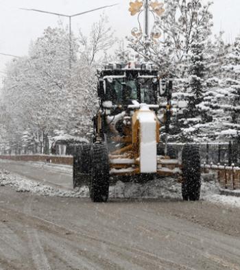 Meteorolojiden Doğu için kar uyarısı