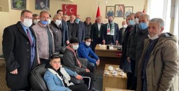 MHP'den Tortum ve Oltu çıkarması