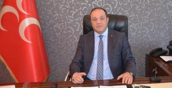 MHP İl Başkanı Karataş'tan Miraç Kandili mesajı