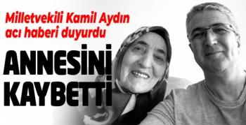 MHP'li Aydın'ın acı günü