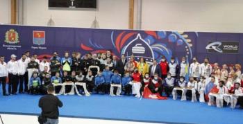 Murom'da Curlingli günler