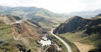 Narman Şehitler Barajı'nda çalışmalar aralıksız devam ediyor