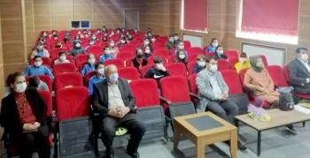 Öğrencilere iyi tarım eğitimi verildi