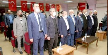Oltu Saadet'te Gürsoy yeni başkan