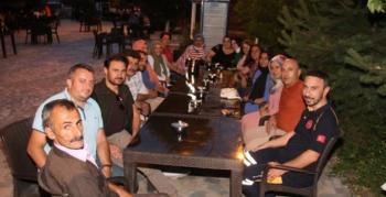 Oltu Sağlık Meslek Lisesi mezunları Oltu'da buluştular