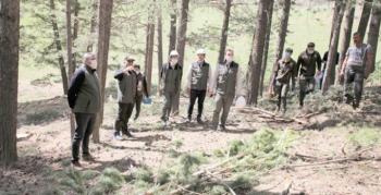 Orman Bölge'den Sarıkamış çıkarması