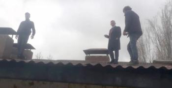 Pasinler Kaymakamı intiharı önledi