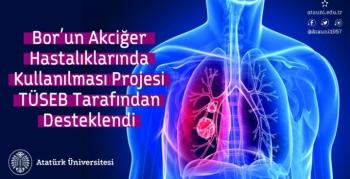 Prof. Dr. Halıcı'nın projesine TÜSEB desteği