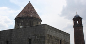Saat Kulesi değil Tepsi Minare