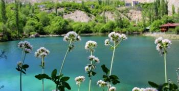 Saklı Cennet 'Yedigöller' eşsiz manzarasıyla göz kamaştırıyor