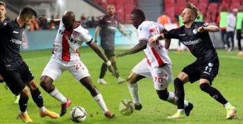 Samsun'da gol sesi çıkmadı, puanlar paylaşıldı