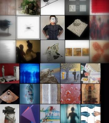 """Sanatçıların gözünden """"Yeni Dünya'ya"""" online sergi"""