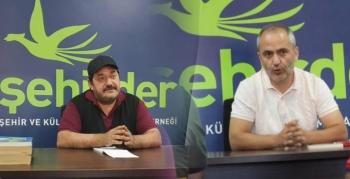 Şehirder'de Erzurum'un Bânisi Kanûnî ve şiirleri konuşuldu
