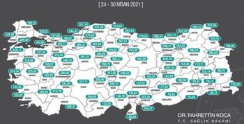 Tam kapanma sonuç veriyor; Erzurum'da yüzde 28 azaldı