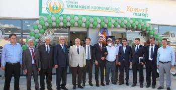 Tarım Kredi Kooperatifleri Marketi Oltu'da açıldı