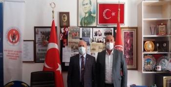 TSK Mehmetçik Vakfından Van'daki şehit yakınları ve gazilere ziyaret