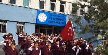 TÜBİTAK yarışmasında Erzurum'a 4 ödül