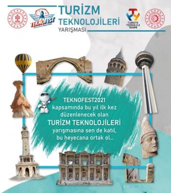 Turizm teknolojileri yarışması düzenlenecek