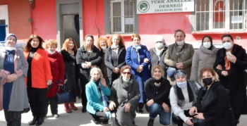 Türk Anneler Derneğinde genel kurul heyecanı