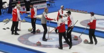 Türkiye Curling'de şampiyonluğa koşuyor