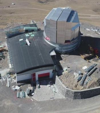 Türkiye'nin en büyük teleskobu 2022 yılında ilk ışığı alacak