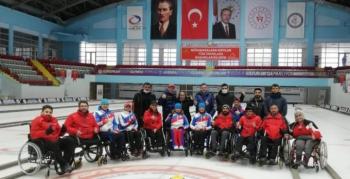 Türkiye ve Rusya milli takımları Erzurum'da ortak kamp yapıyor