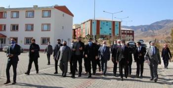 Vali Memiş, Erzurum Oltu OSB Başkanlığına seçildi