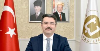 Vali Memiş'ten 19 Mayıs Atatürk'ü Anma, Gençlik ve Spor Bayramı mesajı