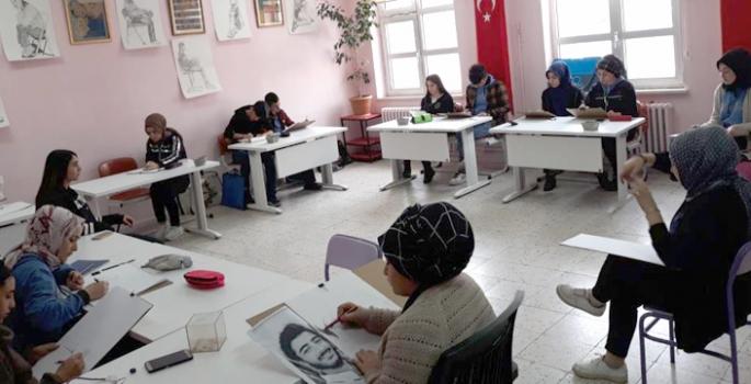 Lise öğrencileri sanatsal etkinliklerde buluşacak