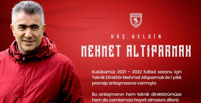 Mehmet Altıparmak'ın yeni adresi belli oldu