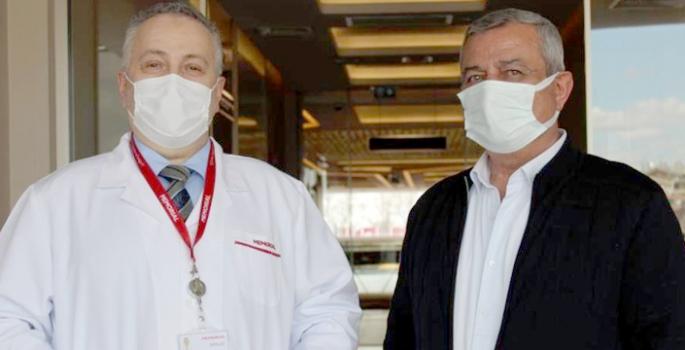 Robotik cerrahi ile bağırsaktan yeni mesane