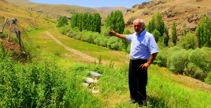 Sahibinden 10 milyon liraya satılık köy