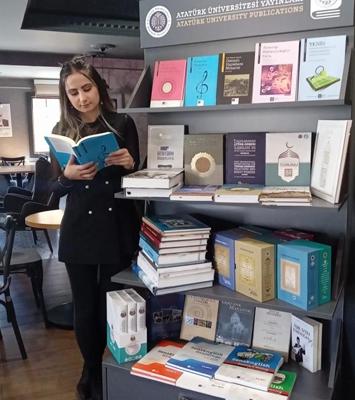 Atatürk Üniversitesi Yayınevi yeni yayınlarıyla göz dolduruyor