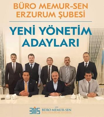 Büro Memur-Sen'de seçim süreci başladı