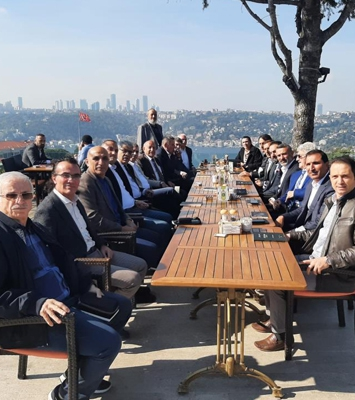 ERKON danışma kurulu toplandı