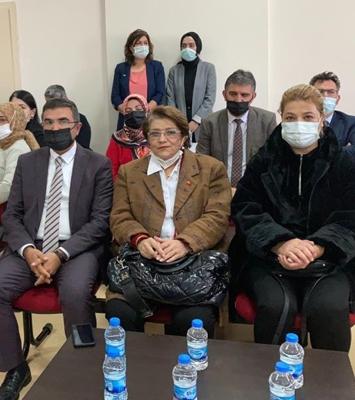 Erzurum'da 'Kadına Yönelik Şiddetle Mücadele' çalıştayı
