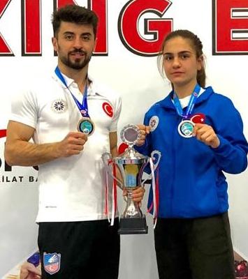 ETÜ Kick Boksta Avrupa Şampiyonu