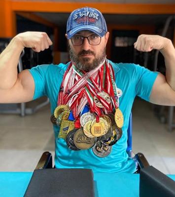 Hedefi 10. kez dünya şampiyonu olmak